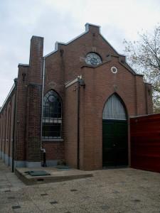 kerk voorzijde